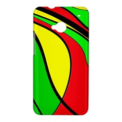 Colors Of Jamaica HTC One M7 Hardshell Case