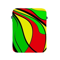 Colors Of Jamaica Apple iPad 2/3/4 Protective Soft Cases
