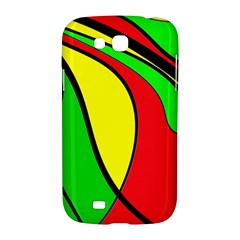 Colors Of Jamaica Samsung Galaxy Grand GT-I9128 Hardshell Case