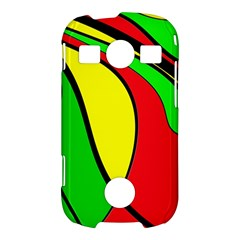 Colors Of Jamaica Samsung Galaxy S7710 Xcover 2 Hardshell Case