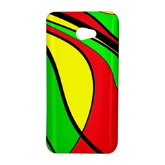 Colors Of Jamaica HTC Butterfly S/HTC 9060 Hardshell Case
