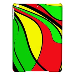 Colors Of Jamaica iPad Air Hardshell Cases