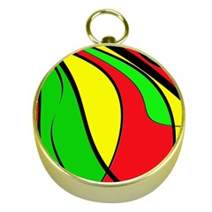 Colors Of Jamaica Gold Compasses