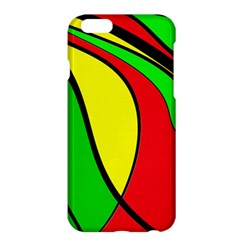 Colors Of Jamaica Apple iPhone 6 Plus/6S Plus Hardshell Case