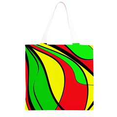 Colors Of Jamaica Grocery Light Tote Bag