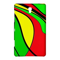 Colors Of Jamaica Samsung Galaxy Tab S (8.4 ) Hardshell Case