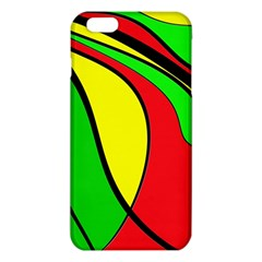 Colors Of Jamaica Iphone 6 Plus/6s Plus Tpu Case