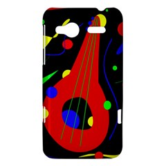Abstract guitar  HTC Radar Hardshell Case