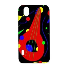 Abstract guitar  LG Optimus P970