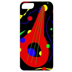 Abstract guitar  Apple iPhone 5 Classic Hardshell Case