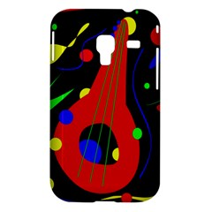 Abstract guitar  Samsung Galaxy Ace Plus S7500 Hardshell Case