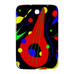 Abstract guitar  Samsung Galaxy Note 8.0 N5100 Hardshell Case