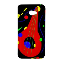 Abstract guitar  HTC Butterfly S/HTC 9060 Hardshell Case
