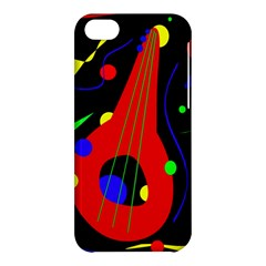 Abstract guitar  Apple iPhone 5C Hardshell Case