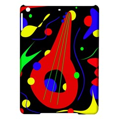 Abstract guitar  iPad Air Hardshell Cases