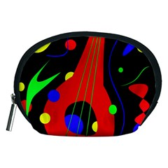 Abstract guitar  Accessory Pouches (Medium)
