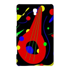 Abstract guitar  Samsung Galaxy Tab S (8.4 ) Hardshell Case