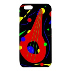 Abstract guitar  iPhone 6/6S TPU Case
