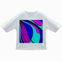 Purple and Blue Infant/Toddler T-Shirts