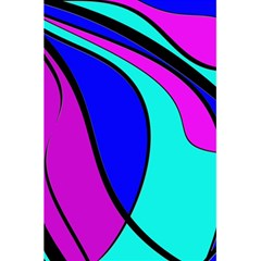 Purple and Blue 5.5  x 8.5  Notebooks