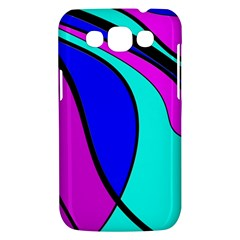 Purple and Blue Samsung Galaxy Win I8550 Hardshell Case