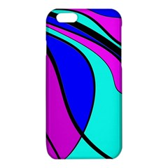 Purple and Blue iPhone 6/6S TPU Case