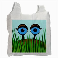 Snail Recycle Bag (Two Side)