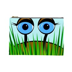 Snail Cosmetic Bag (Large)