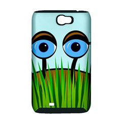 Snail Samsung Galaxy Note 2 Hardshell Case (PC+Silicone)