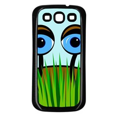 Snail Samsung Galaxy S3 Back Case (Black)