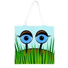 Snail Grocery Light Tote Bag