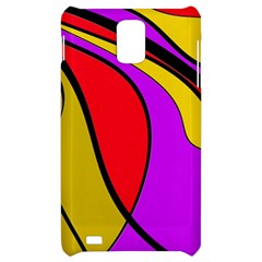 Colorful lines Samsung Infuse 4G Hardshell Case