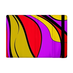 Colorful lines Apple iPad Mini Flip Case