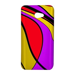 Colorful lines HTC Butterfly S/HTC 9060 Hardshell Case
