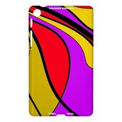 Colorful lines Nexus 7 (2013)