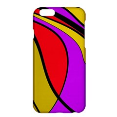 Colorful lines Apple iPhone 6 Plus/6S Plus Hardshell Case