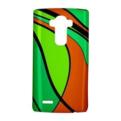 Green And Orange Lg G4 Hardshell Case