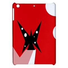 Black butterfly  Apple iPad Mini Hardshell Case