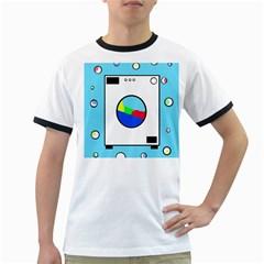 Washing machine  Ringer T-Shirts