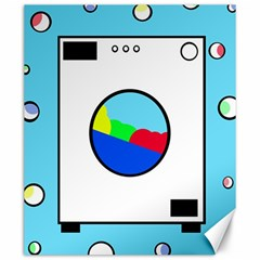 Washing machine  Canvas 20  x 24