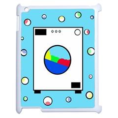 Washing machine  Apple iPad 2 Case (White)