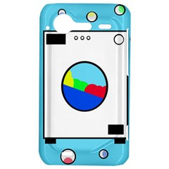 Washing machine  HTC Incredible S Hardshell Case