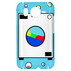 Washing machine  HTC Desire HD Hardshell Case