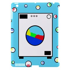 Washing machine  Apple iPad 3/4 Hardshell Case (Compatible with Smart Cover)