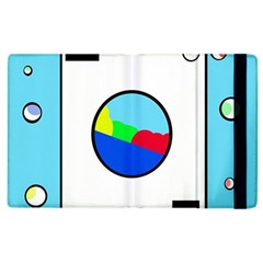 Washing machine  Apple iPad 2 Flip Case