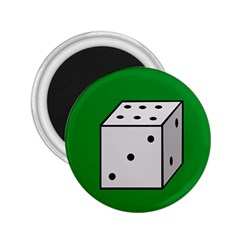 Dice  2.25  Magnets