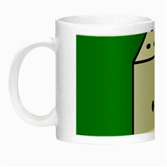 Dice  Night Luminous Mugs
