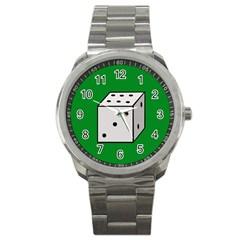 Dice  Sport Metal Watch