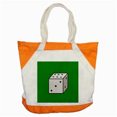Dice  Accent Tote Bag