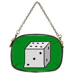 Dice  Chain Purses (Two Sides)